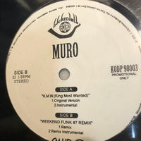 KING MOST WANTED / MURO
