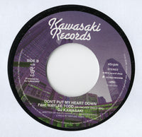 Don't Put My Heart Down / DJ KAWASAKI