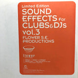 Sound Effect For Clubs & DJs Vol.3