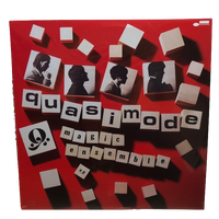 Magic Ensemble e.p. / quasimode