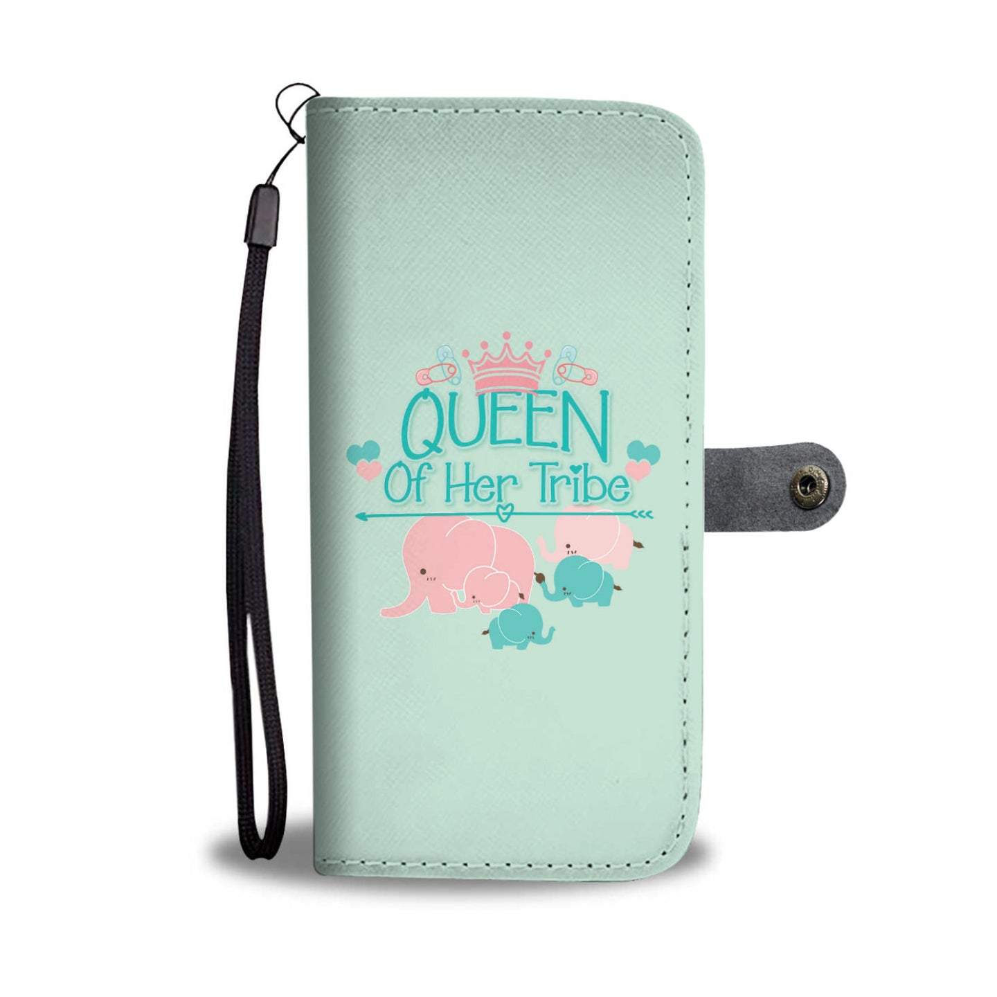 Cartera para Celular Queen of her tribe