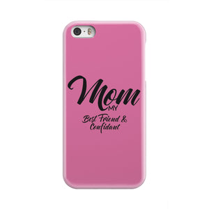 Protector para telefono celular Mom my best friend