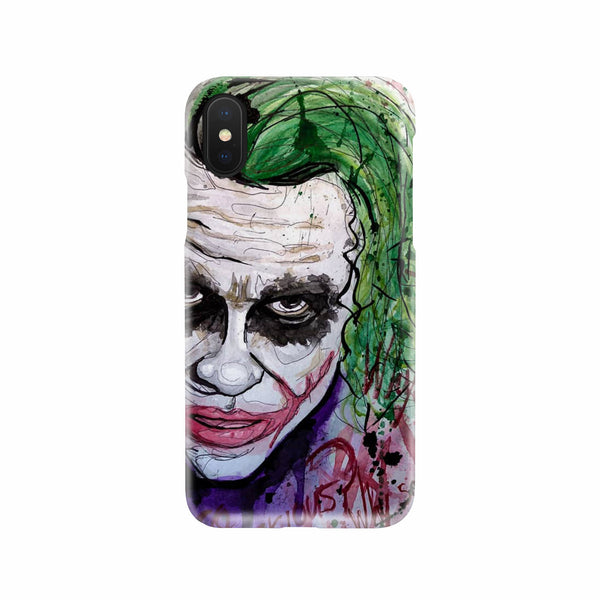 Protector para telefono celular Why So Serious