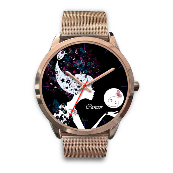 Reloj Signo Cancer Dama Fashion