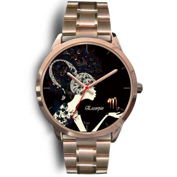 Reloj Escorpio Dama Fashion