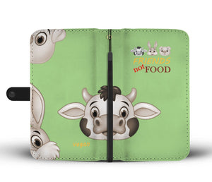 Fundas para Celular Friends Not Food