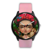 Reloj Frida Khalo Cartoon Monkey