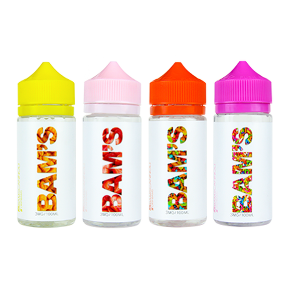 Bam's Collection 100ml E-Liquid