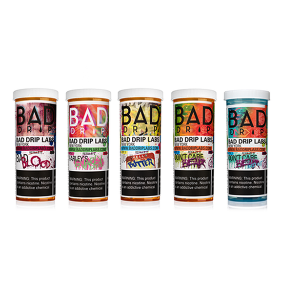 Bad Drip Collection 60ml E-Liquid