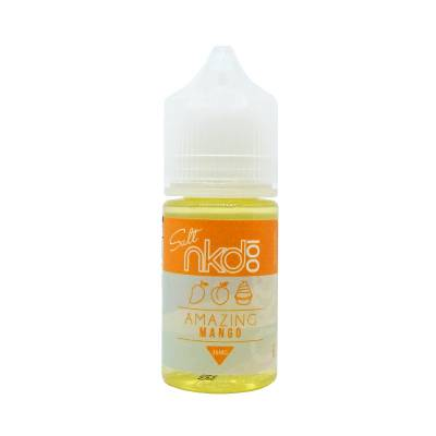 Amazing Mango 30ml Salt E-Liquid by Naked 100