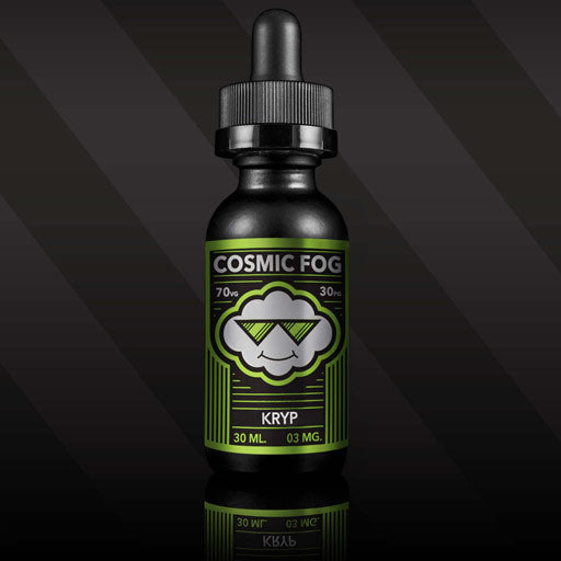 Kryptonite E-Liquid 60ml by Cosmic Fog