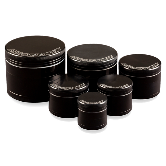 AEROSPACED 4 Piece Grinders/Sifter
