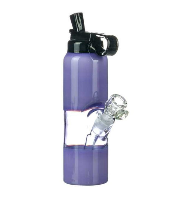 Empire Glassworks - Mini Rig - Water Bottle