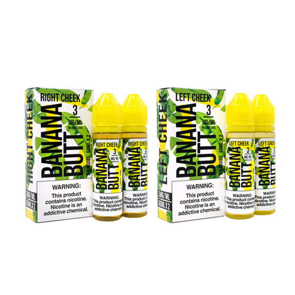 Fryd Banana Butt Collection 2x60ml E-Liquid