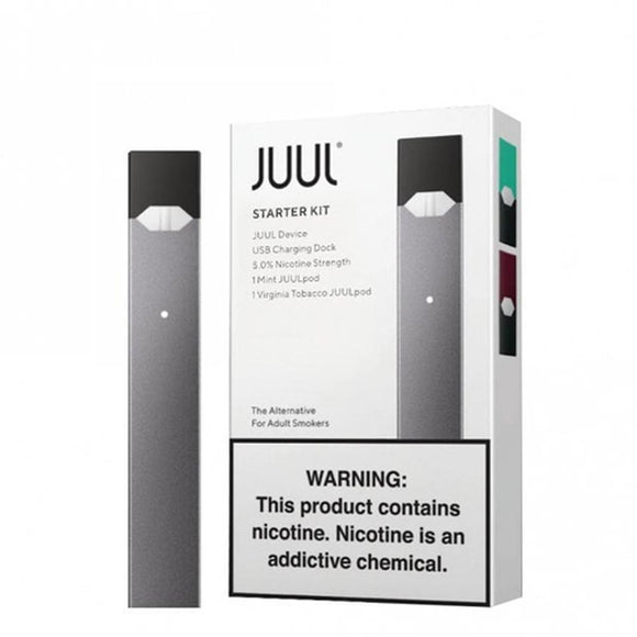 JUUL POD System Starter Kit (Pods Included)