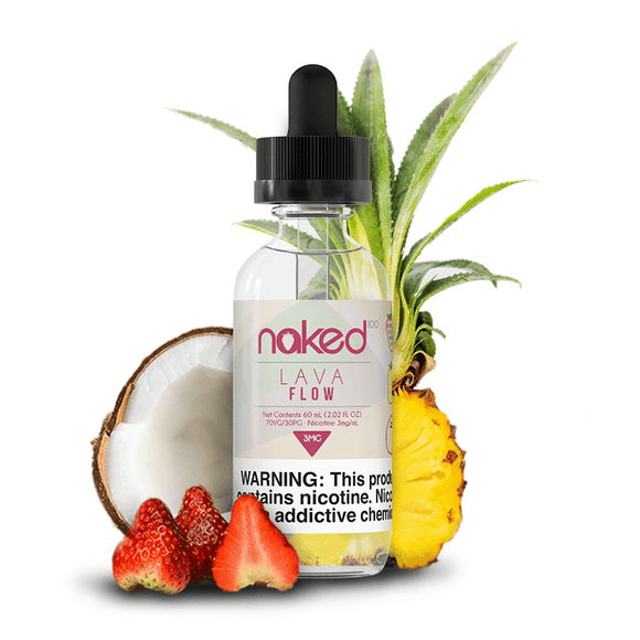 Naked 100 Lava Flow 60ml E- Liquid