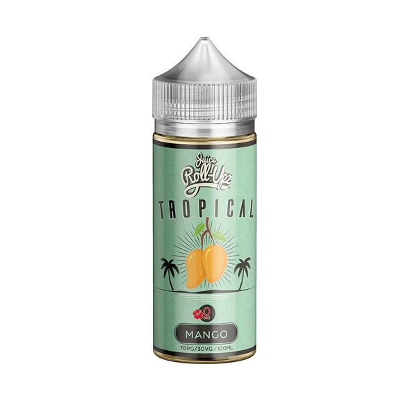 Juice Roll Upz Tropical Collection Tropical Mango E-liquid 100ml E-liquid by Juice Roll Upz