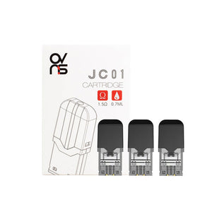 OVNS JC01 JUUL Compatible Replacement Pods (Pack of 3)