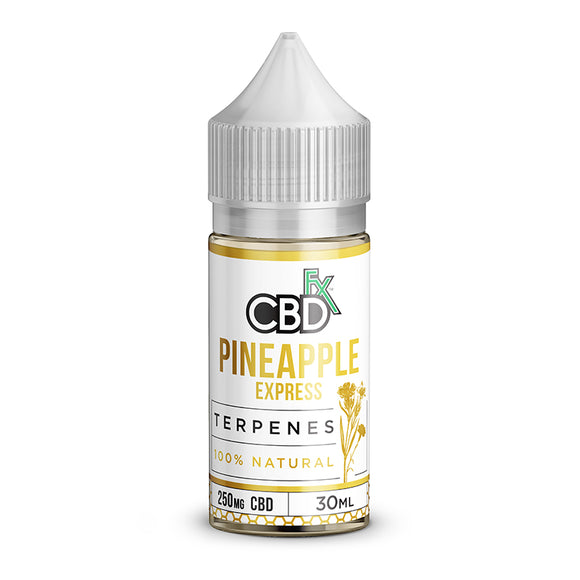 CBDfx Terpenes Oil Collection Pineapple Express 30ml E-Liquid