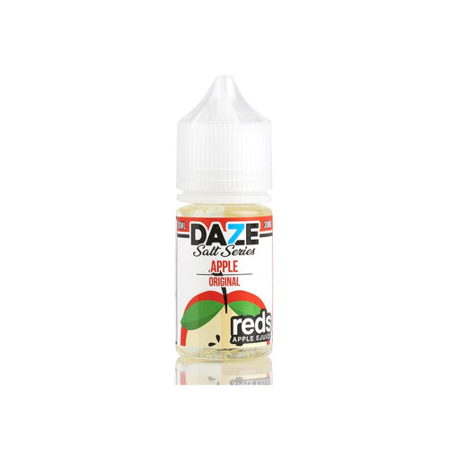 Red's Salts Apple 30ml Nic Salt E-Liquid by 7 Daze