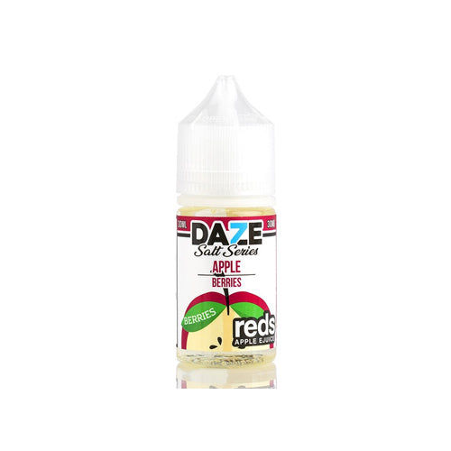 Red's Salt Berries 30ml Nic Salt E-Liquid by 7 Daze