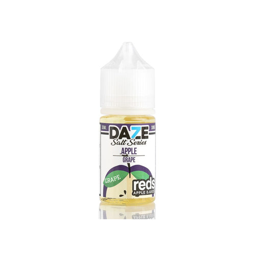Red's Salts Grape 30ml Nic Salt E-Liquid by 7 Daze