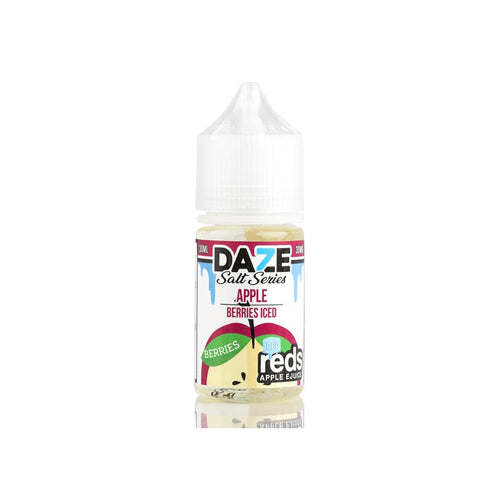 Red's Salt Berries ICED 30ml Nic Salt E-Liquid by 7 Daze