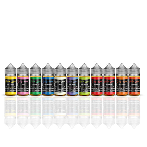 Salty Man Salt Collection 30ml Salt E-Liquid