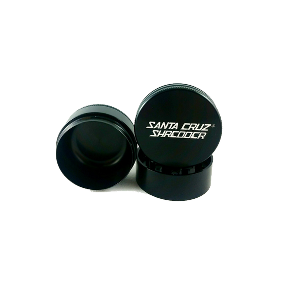 Santa Cruz Shredder 3 Piece Grinder by Santa Cruz Shredder Black