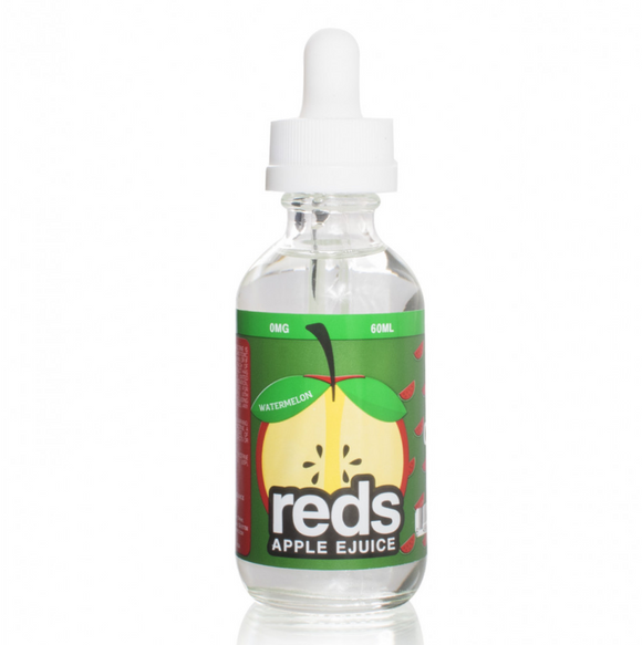 Watermelon  Red's Apple EJuice 60 ML by 7 Daze
