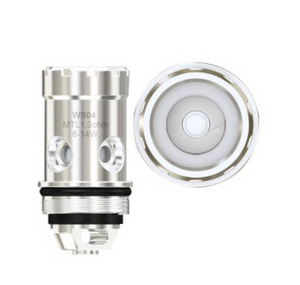 WS04 MTL 1.3ohm Replacement Coil Head 5 Pack BY WISMEC