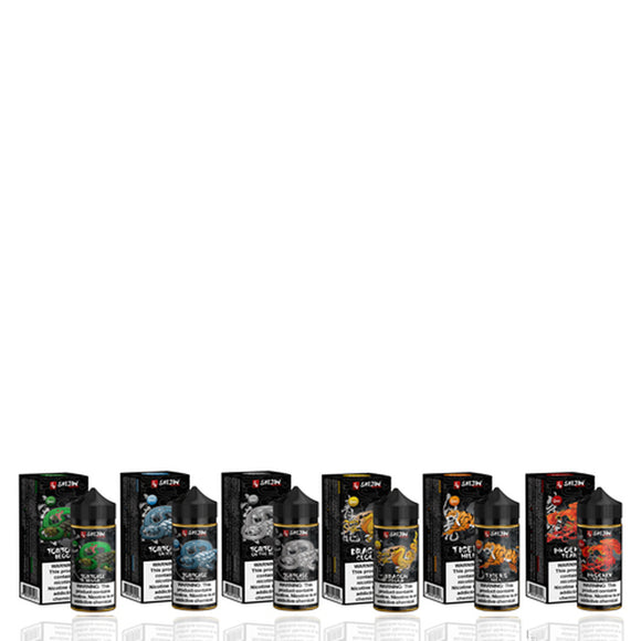 Shijin Vapor Collection 100ML E-liquid