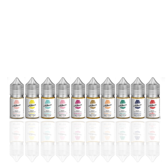 The Milkman Salt Collection 30ml E-liquid