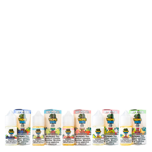 Tropic King Collection 30ml Salt E-Liquid
