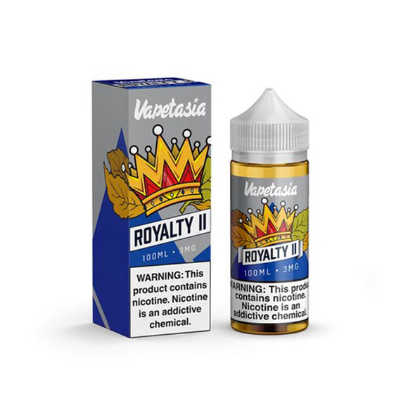 Vapetasia Royalty 2 100ml E-Liquid
