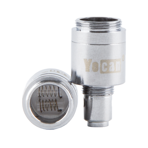 Yocan Evolve Dual Quartz Atomizer 5 Pack