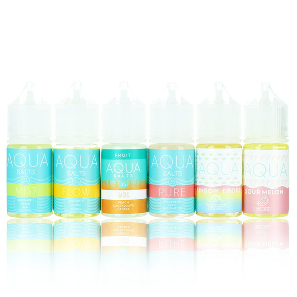 Marina Vapes Aqua Salts Collection 30ml Salt E-Liquid