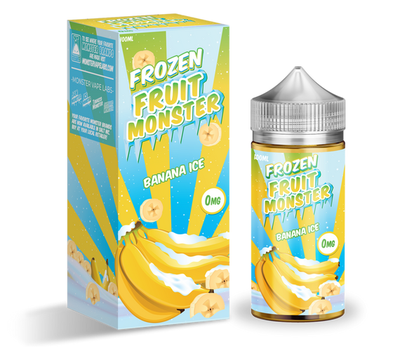 Frozen Fruit Monster Collection 100ml E-Liquid