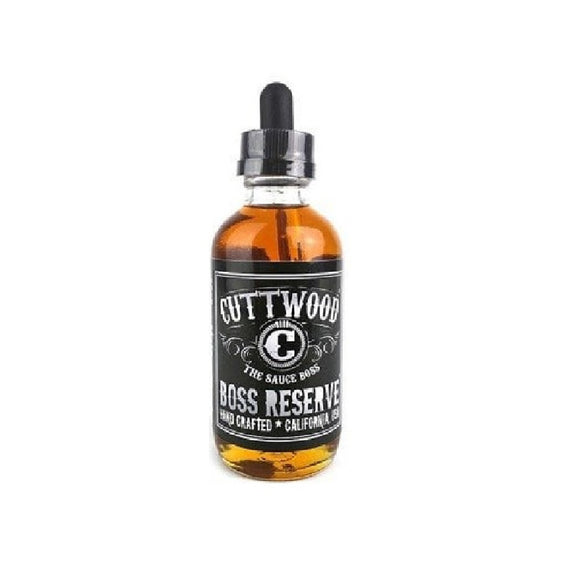 Cuttwood Boss Reserve E Liquid 120ML by Cuttwood