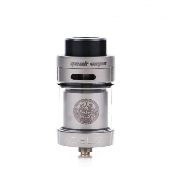 Zeus Dual Coil 26mm 5.5ML Bulb Glass RTA by Geekvape