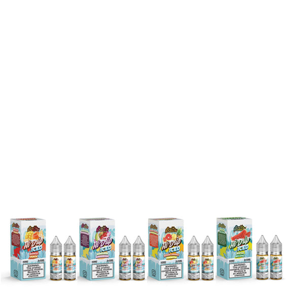 Hi-Drip Salts Collection 30ml Nic Salt E-Liquid