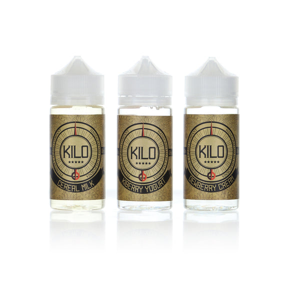 Kilo Original Series Collection 100ml E-liquid