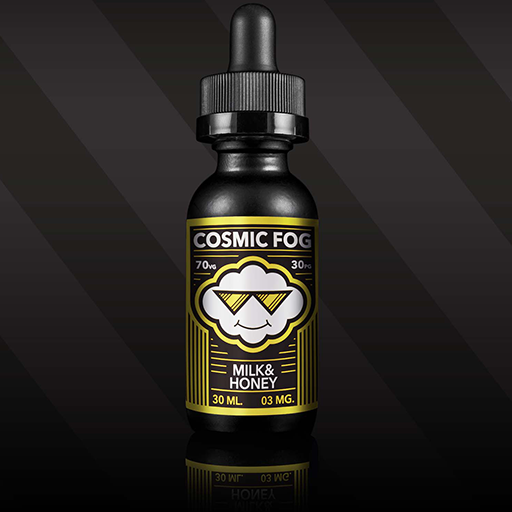 Milk and Honey E-Liquid 60ml by Cosmic Fog