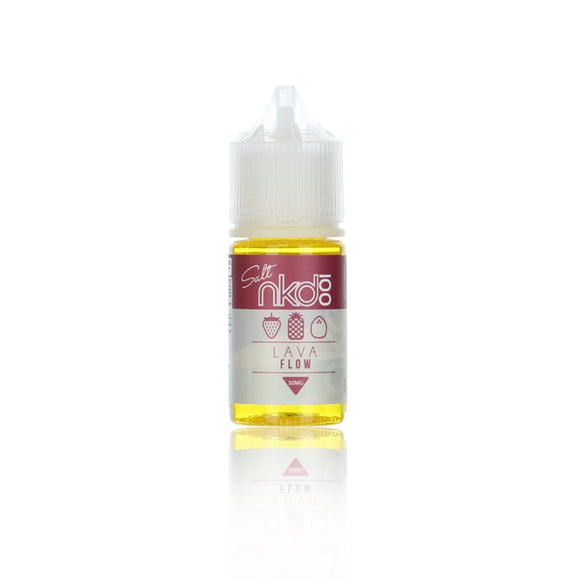 Lava Flow 30ml Salt E-Liquid by Naked 100