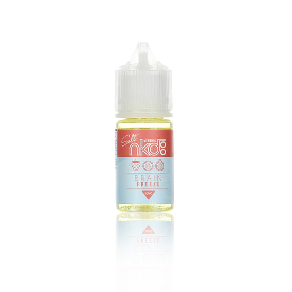 Brain Freeze 30ml Salt E-Liquid by Naked 100
