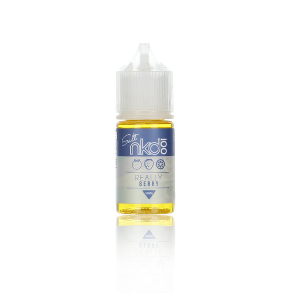 Really Berry 30ml Salt E-Liquid by Naked 100