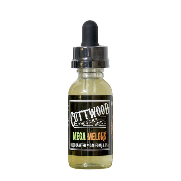 Cuttwood Mega Melons E Liquid 60 ML by Cuttwood