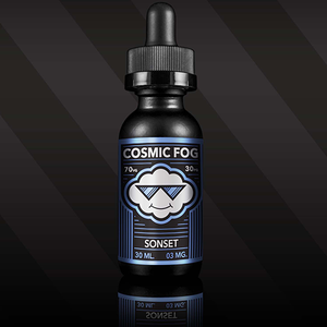 Sonset E-Liquid 60ml by Cosmic Fog