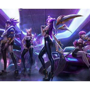 League of Legends cosplay costumes for Halloween, Christmas party or other events.