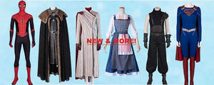 Buy high quality movie, TV drama and game costumes for Halloween, conventions, party or other events.